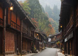 The Mountains Japan Tour Itineraries